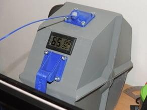 Hygrometer SPANNERHANDS Spool System