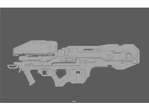 Spartan Laser [Halo 5]