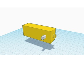 TT Gearbox Cutout for 3d Modeling
