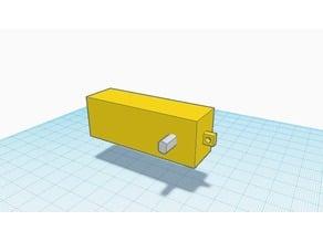TT Gearbox Cutout for 3d Modeling