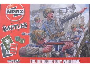 AIRFIX battles insert