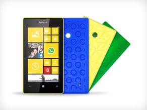Customizable Nokia Lumia 520 Case