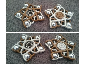 Ornamental Ball Spinner