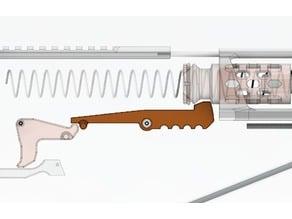 Caliburn Lighten trigger pull sear UPDATED