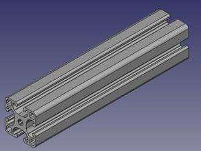 Aluminum Profile 40x40