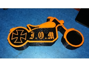 Motorcycle Jewelry Box