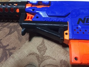 Angled Fore-Grip for Nerf Stryfe