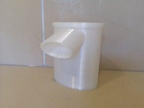 Badeschaummaschine / Bath foam machine