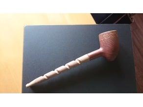Handle of a Vape