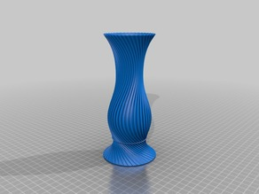 My Customized Bezier vase II