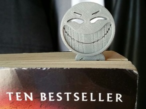 Scary Bookmark