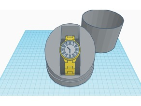 watch case (For 43mm watches)