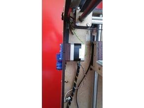 Ultimaker short belt tensioner