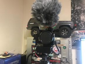 GOPRO HERO 5/6/7 clean vlogging mic kit