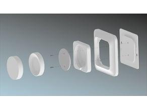 Ikea tradfri adapter schneider trend