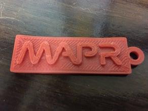 Keychain Using MapR Logo