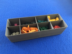 Tiny Towns buildings insert