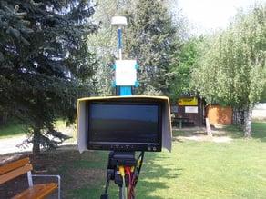 Boscam 5.8GHz FPV Receiver holder