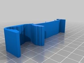 ramps holder for 3drag alu profiles