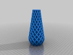 Double Twisted Vase