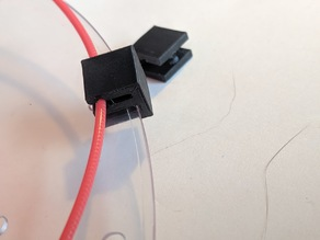 Creality PLA spool clip