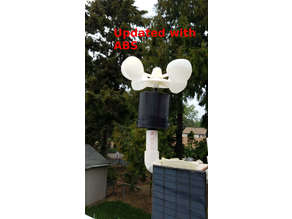 Wind speed gauge - Anemometer
