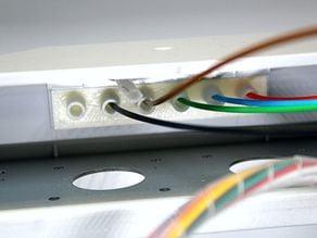 Multiple Filament Management for Da Vinci Printers