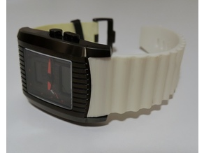 Jacques Lemans F1 replacement wristband