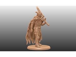 Haunted Knight - Tabletop Miniature