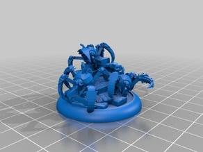 Steam spider swarm for malifaux