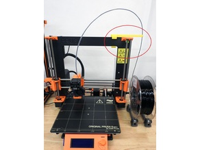 Reverse Bowden for Prusa i3