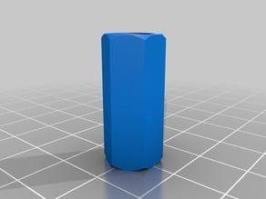 7.5mm nut 25mm tall