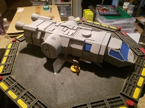 Light Freighter Version 3