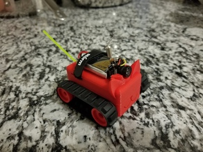 Tiny Trak Cat