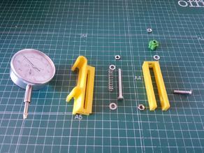 Soporte para micrometro