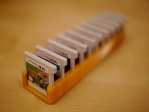 Nintendo 3DS Game Card Box - Modified