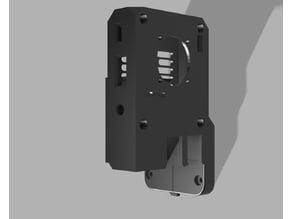 Raspberry Pi and 24v to 5v adapter mount.
