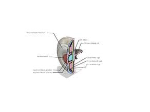 Safety Lapel Pin