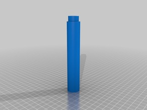 threaded airsoft silencer