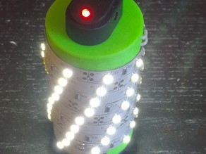 LED package for Ikea ROTERA tea light lantern