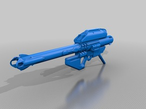 Destiny Exotic Rocket Launcher Gjallarhorn 1:1 Scale