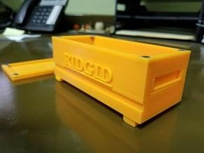 Ridgid toolbox 1:10 scale