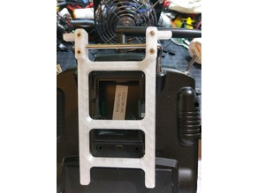 Transmitter stand should work on most transmitters, designed for the X9D