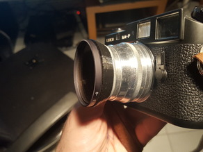 Adapter for 40.5mm lens to 49mm