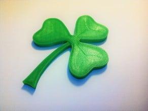 Irish St Patrick's Clover