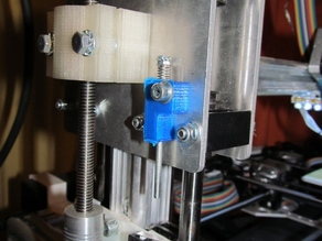 K8200 better Z axis adjustment