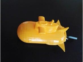 Submarine LED Flash