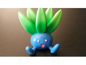 Easy to Print Oddish