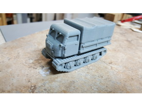 RSO Raupenschlepper Ost Tracked Cargo vehicle 28mm