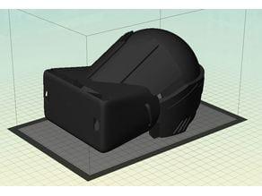 VR Biker Helmet